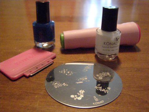 Konad Stamping Tools