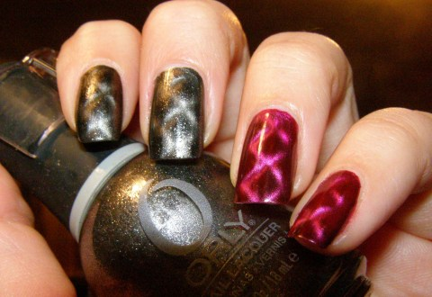 Orly Magnetic FX Paint On Electron
