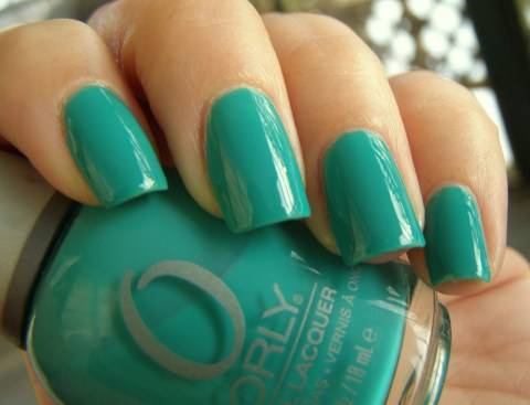 Orly Green With Envy