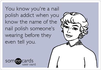 ecard nail polish