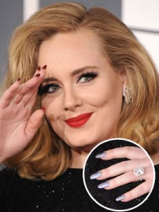 Copycat: Adele's Silver Louboutins