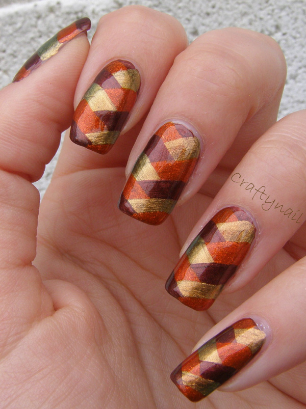 Craftynail: I Think I Cayenne