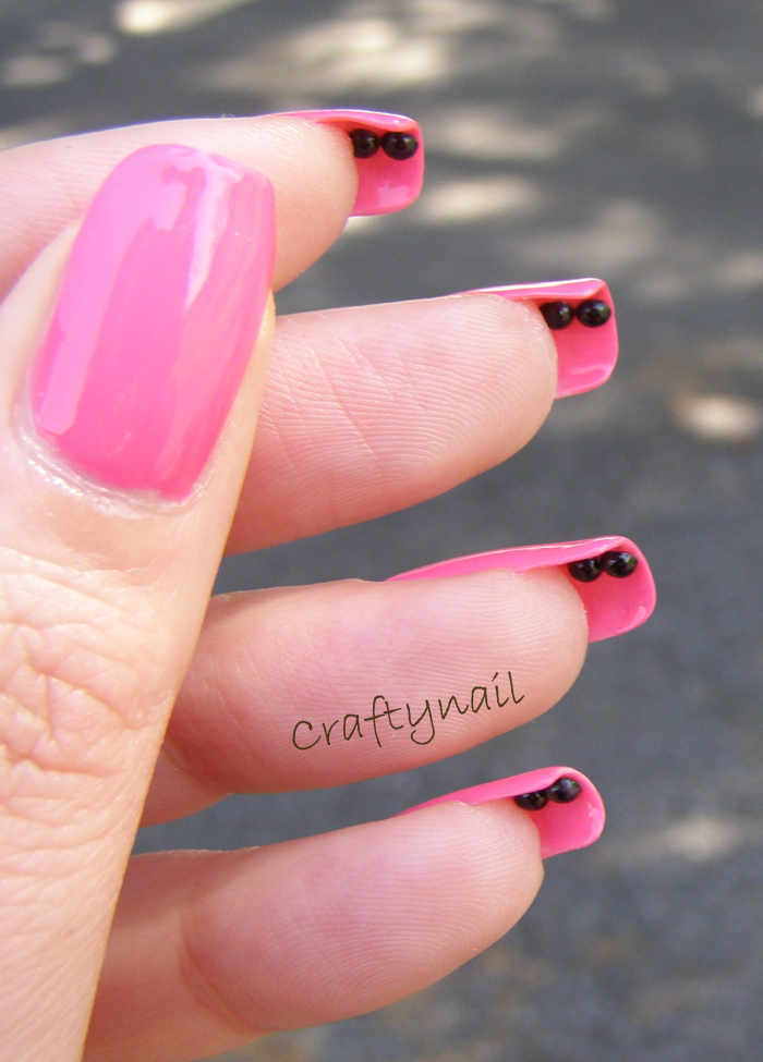 pink louboutin nails | Craftynail