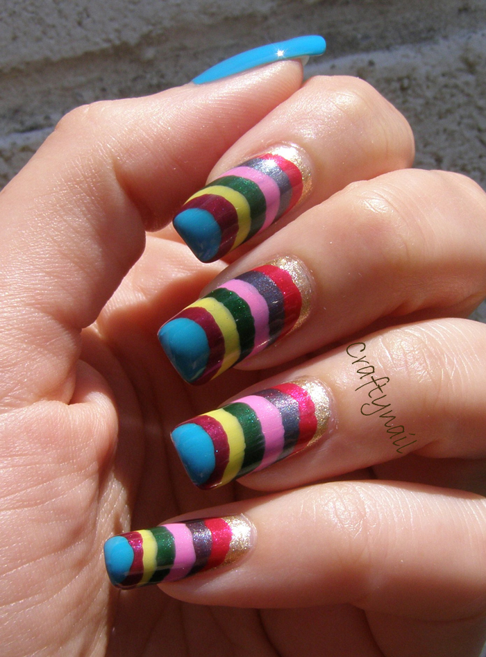Craftynail: Sally Hansen