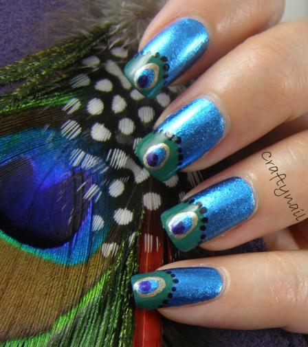 peacock_nail_art