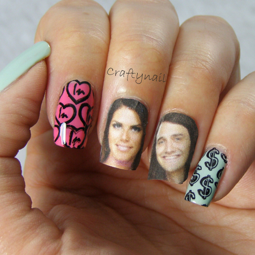 Big Brother Nail Art Craftynail