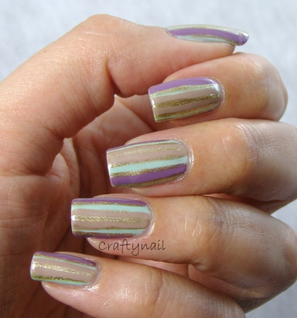 much_stripe_nail_art