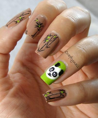 panda_nails_art
