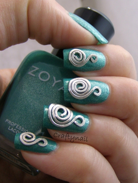 Craftynail: 3D Nail Art