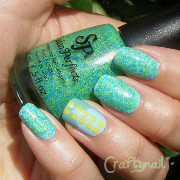 Craftynail: Kaboom Nails