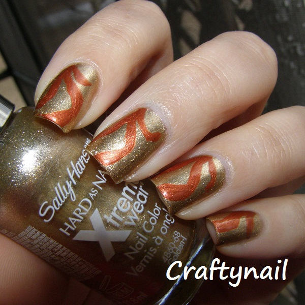 Craftynail: Rainbow Nails