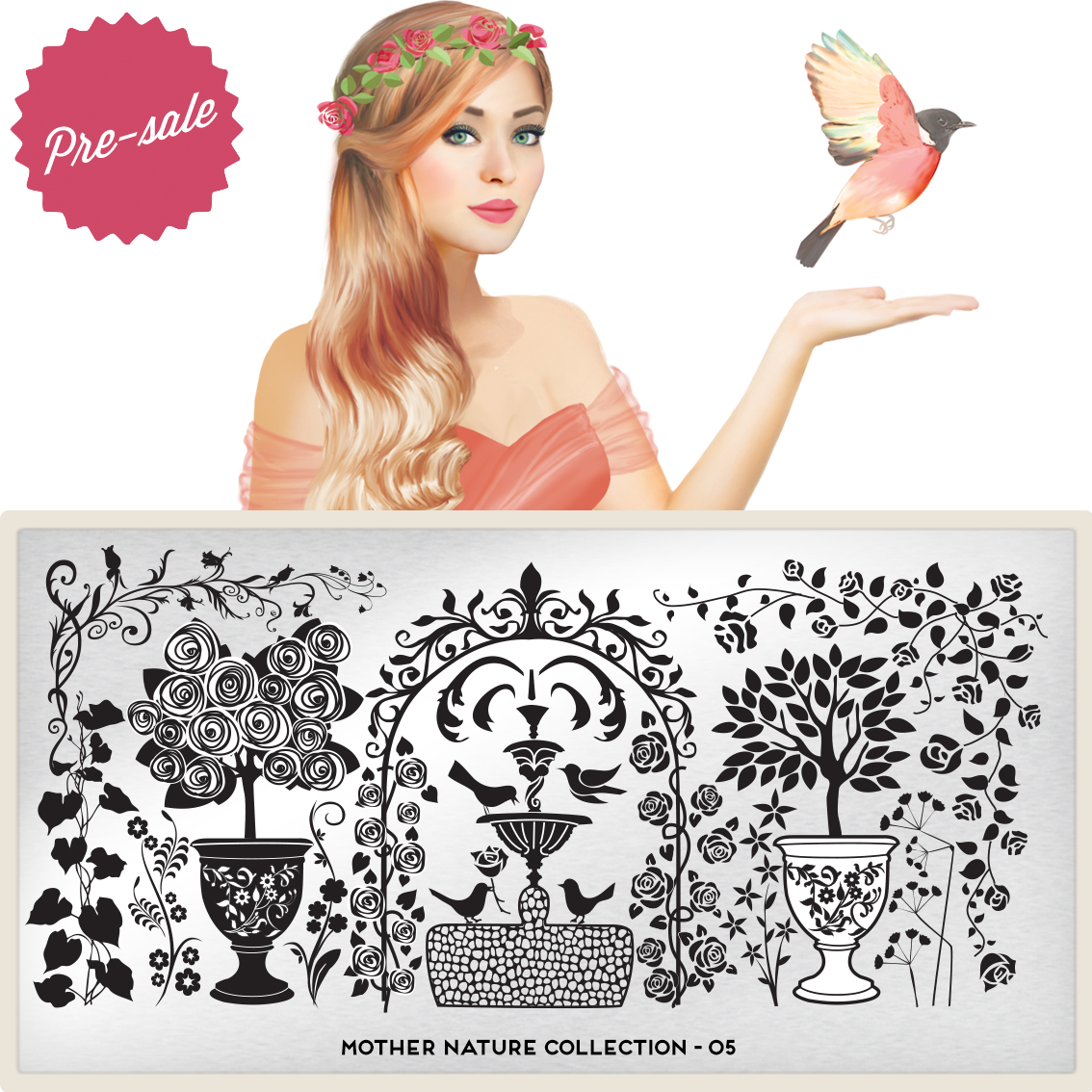 Craftynail: MoYou Nail Art Stamps- Brand New Collection!