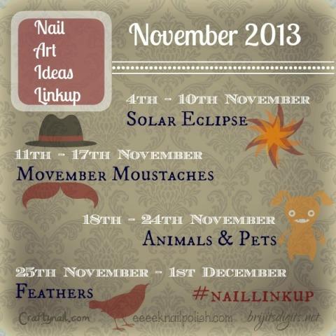 November NAIL Widget