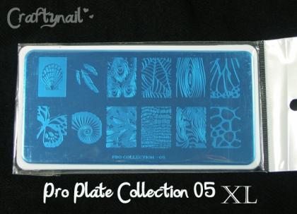 pro plate 05 xl