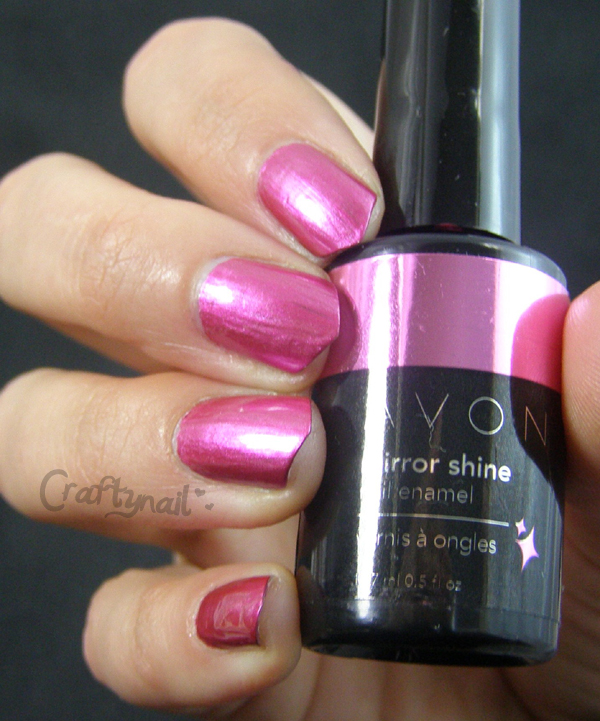 pink nails | Craftynail