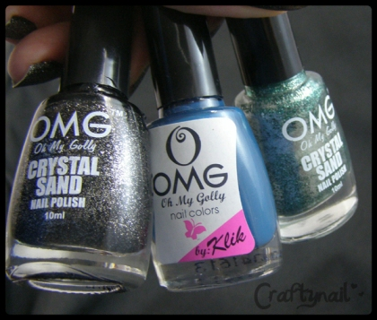 Oh My Golly Nail Polish OMG