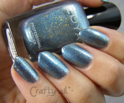 Zoya Crystal swatch