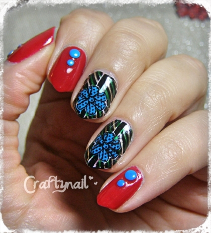 Christmas Gifts nails