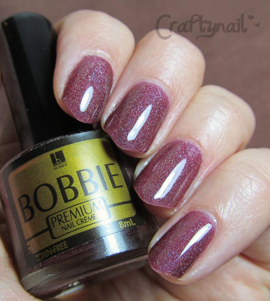 Bobbie brand holo | Craftynail