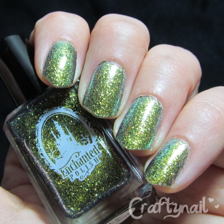 hello new york enchanted polish
