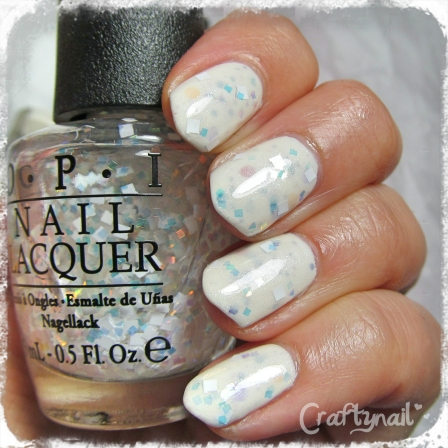 snowy jelly sandwich mani