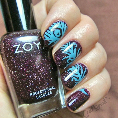 zoya payton feather nails