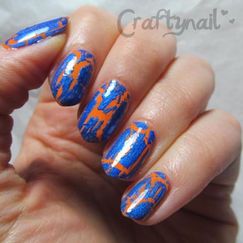 blasted nails