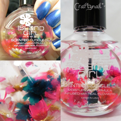Craftynail: Scented Cuticle Oil