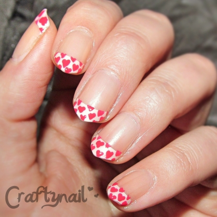little hearts by Craftynail
