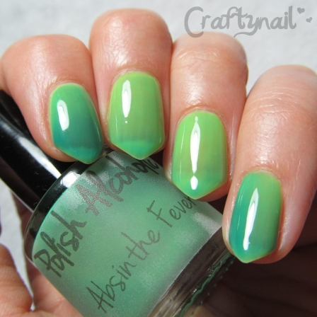 absinthe fever swatch