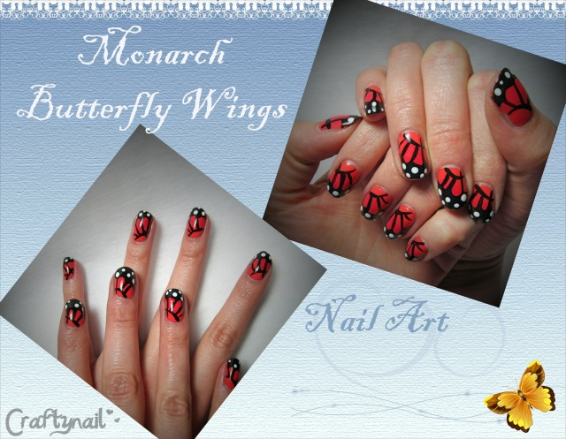 monarch_nail_art_collage