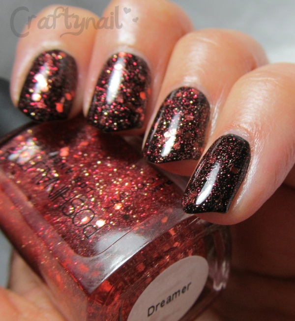 dreamer copper glitter