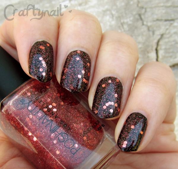 poshinality glitter