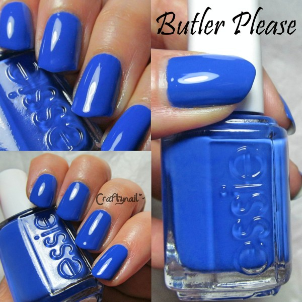 royal blue essie butler please