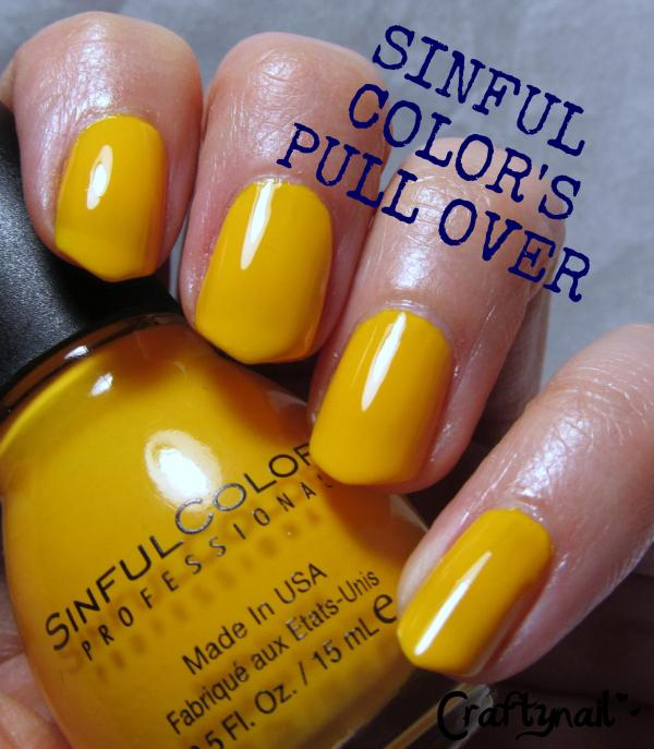 Sinful Pull Over Swatch