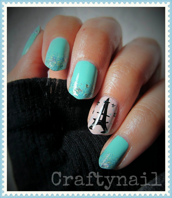 paris nails - Paris Nail Art Craftynail